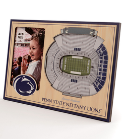 YOU THE FAN Penn State Nittany Lions 3-D Stadium Picture Frame