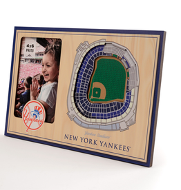 YOU THE FAN New York Yankees 3-D Stadium Picture Frame