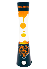 SPORTICULTURE Chicago Bears Bluetooth Magma Lamp Speaker