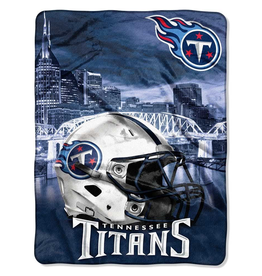NORTHWEST Tennessee Titans 60in x 80in Silk Touch Throw Wrap