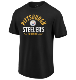FANATICS Pittsburgh Steelers Men's Flex Blend Battle Tee