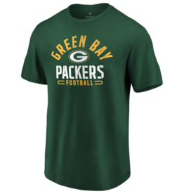 FANATICS Green Bay Packers Men's Flex Blend Battle Tee