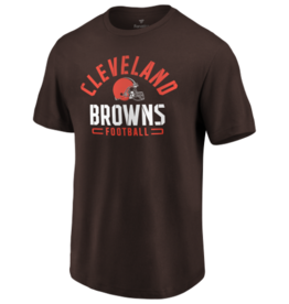 FANATICS Cleveland Browns Men's Flex Blend Battle Tee