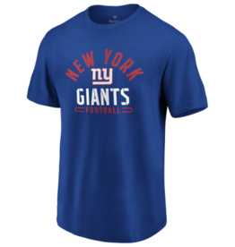 FANATICS New York Giants Men's Flex Blend Battle Tee