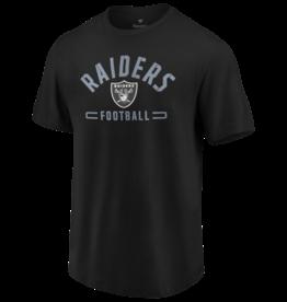 FANATICS Oakland Raiders Men's Flex Blend Battle Tee