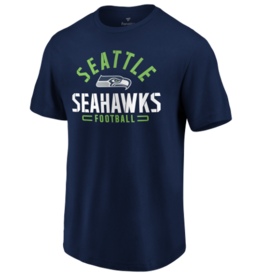 FANATICS Seattle Seahawks Men's Flex Blend Battle Tee