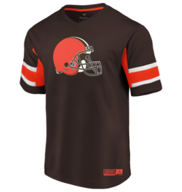 FANATICS Cleveland Brown Men's Hashmark Tee