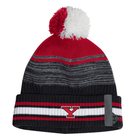 UNDER ARMOUR Youngstown State Penguins Under Armour Pom Beanie Knit Hat