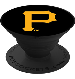 POPSOCKETS LLC Pittsburgh Pirates PopSockets Cell Phone Holder