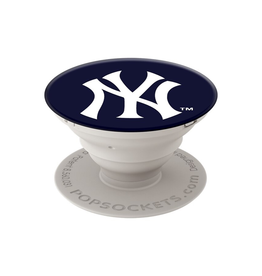 POPSOCKETS LLC New York Yankees PopSockets Cell Phone Holder