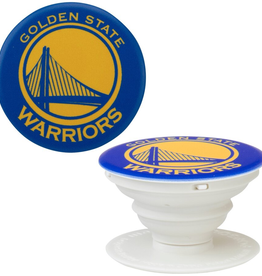 POPSOCKETS LLC Golden State Warriors PopSockets Cell Phone Holder