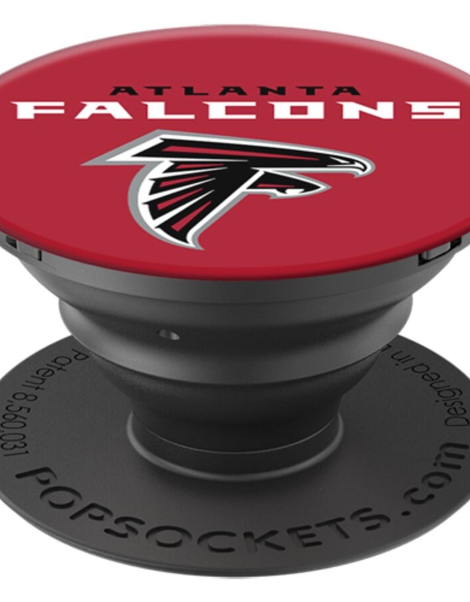 POPSOCKETS LLC Atlanta Falcons PopSockets Cell Phone Holder