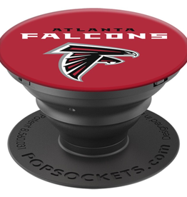 POPSOCKETS LLC Atlanta Falcons PopSockets Cell Phone Holder