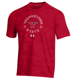 UNDER ARMOUR Youngstown State Penguins Men's Under Armour Helix Wet Print Tee