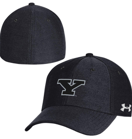 UNDER ARMOUR Youngstown State Penguins Under Armour Blitzing Blackout Stretch Fit Cap