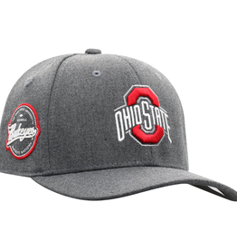 TOP OF THE WORLD Ohio State Buckeyes Alpha Wool One Fit Cap