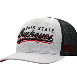TOP OF THE WORLD Ohio State Buckeyes Cutter Adjustable Two-Tone Cap