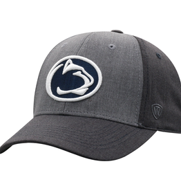 TOP OF THE WORLD Penn State Nittany Lions Powertip One Fit Cap
