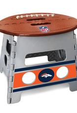 FANMATS Denver Broncos Step Stool