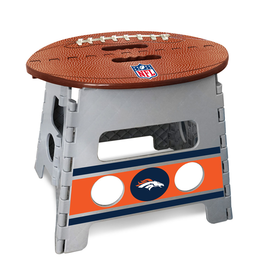 FANMATS Denver Broncos Step Stool