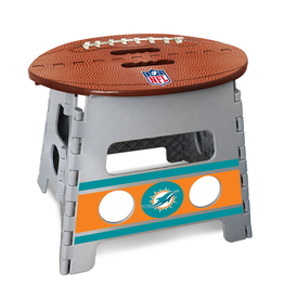 FANMATS Miami Dolphins Step Stool