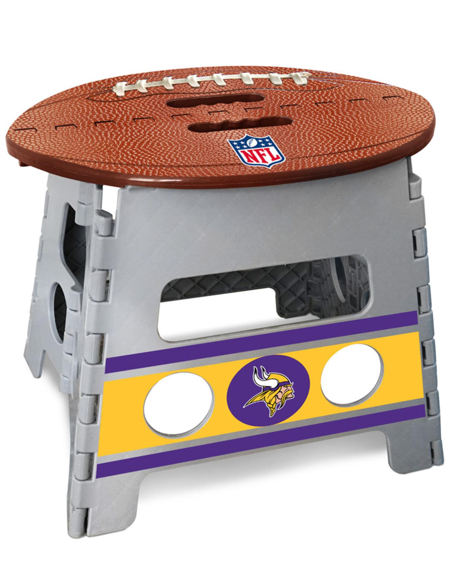 FANMATS Minnesota Vikings Step Stool