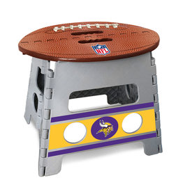 FANMATS Minnesota Vikings Step Stool