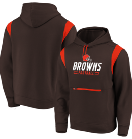 FANATICS Cleveland Browns Men's Overdrive Pullover Hoody