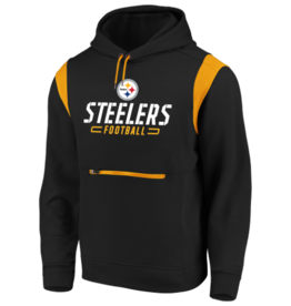FANATICS Pittsburgh Steelers Men's Overdrive Pullover Hoody