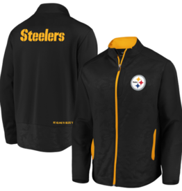 FANATICS Pittsburgh Steelers Men's Defender Mission Jacket
