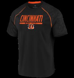 FANATICS Cincinnati Bengals Men's Defender Mission Tee