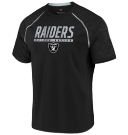 FANATICS Oakland Raiders Men's Defender Mission Tee
