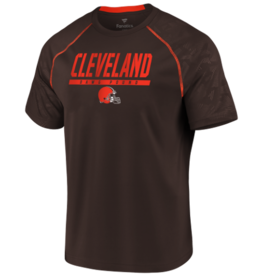 FANATICS Cleveland Browns Men's Defender Mission Tee