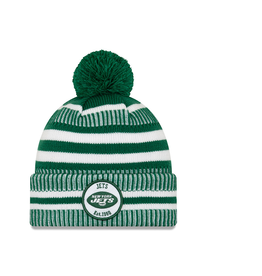 NEW ERA New York Jets New Era NFL 2019 Official Sideline Sport Knit Hat