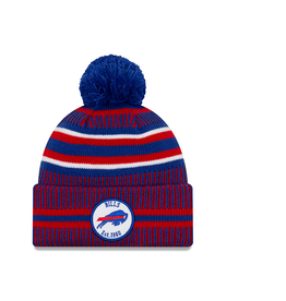 NEW ERA Buffalo Bills New Era NFL 2019 Official Sideline Sport Knit Hat