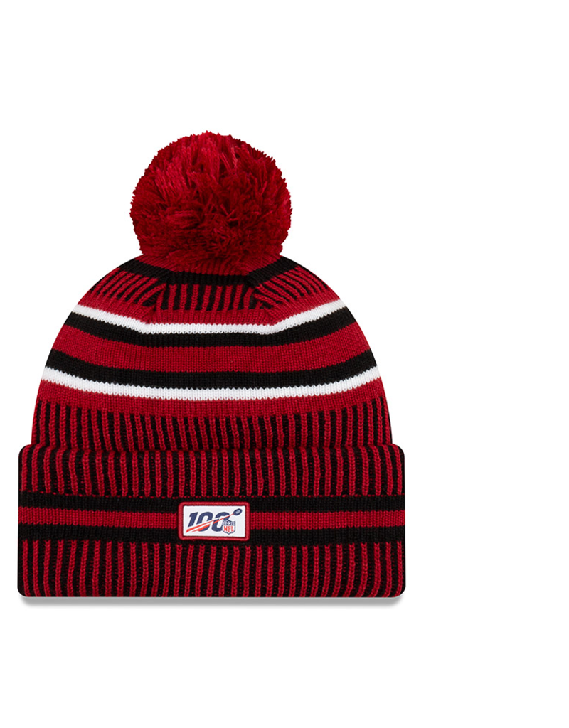 NEW ERA Arizona Cardinals New Era NFL 2019 Official Sideline Sport Knit Hat