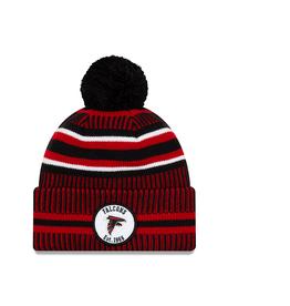 NEW ERA Atlanta Falcons New Era NFL 2019 Official Sideline Sport Knit Hat