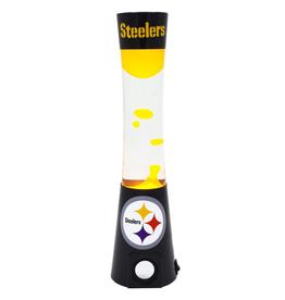 SPORTICULTURE Pittsburgh Steelers Bluetooth Magma Lamp Speaker