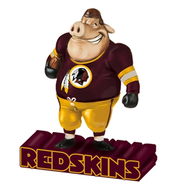 EVERGREEN Washington Redskins Mascot Statue