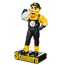 EVERGREEN Pittsburgh Steelers Mascot Statue