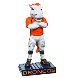 EVERGREEN Denver Broncos Mascot Statue