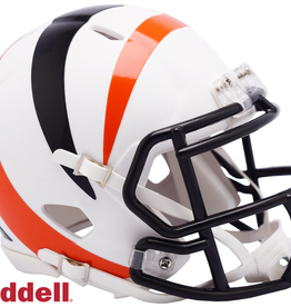 RIDDELL Cincinnati Bengals Riddell AMP Alternate Mini Speed Helmet