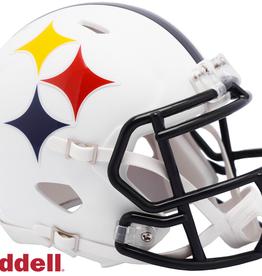 RIDDELL Pittsburgh Steelers Riddell AMP Alternate Mini Speed Helmet