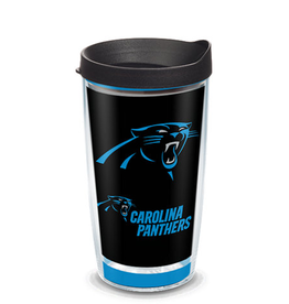 TERVIS Carolina Panthers 16oz Tervis Touchdown Wrap Tumbler