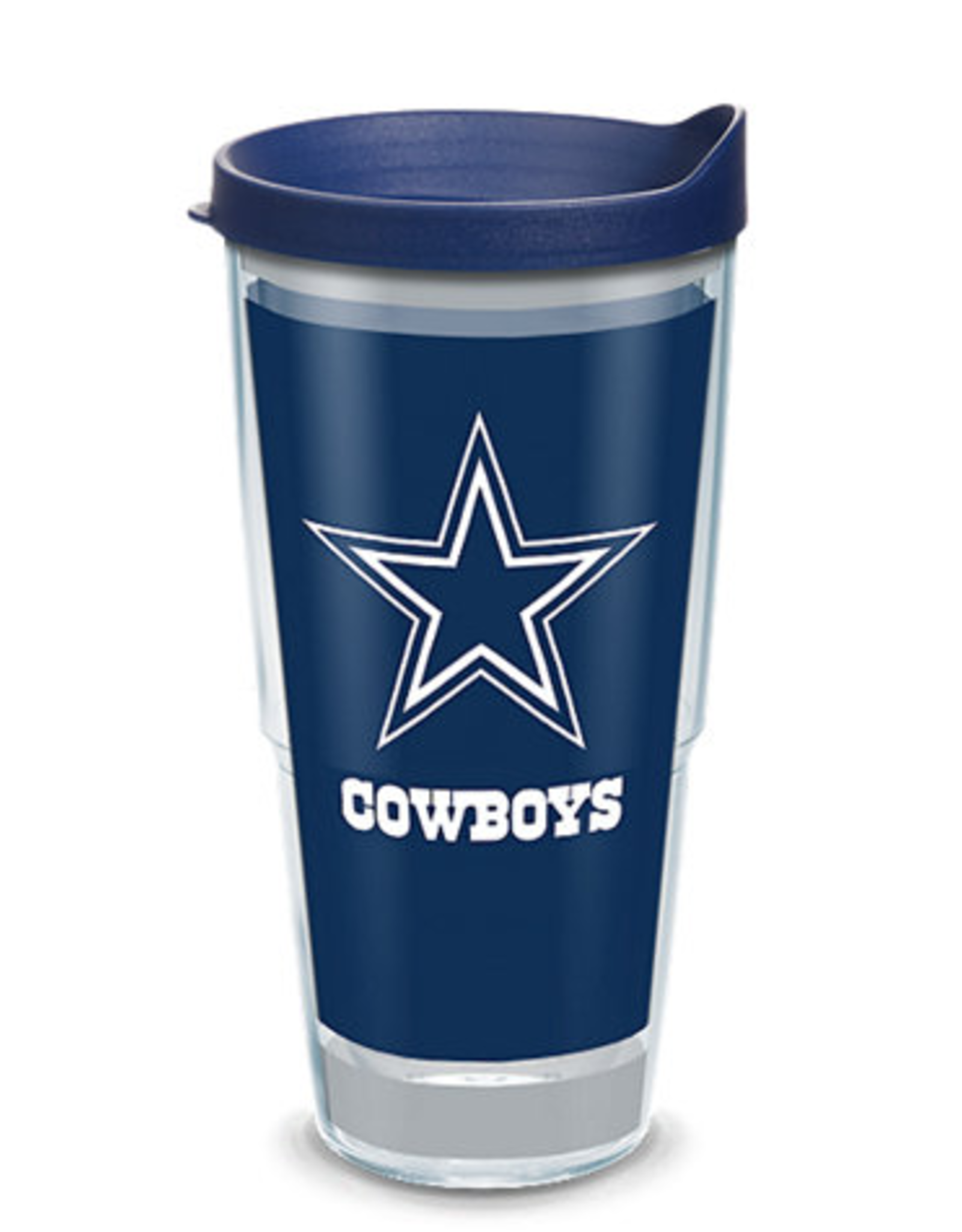 TERVIS Dallas Cowboys 24oz Tervis Touchdown Wrap Tumbler