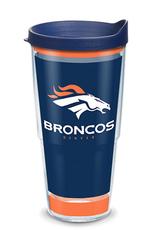 TERVIS Denver Broncos 24oz Tervis Touchdown Wrap Tumbler
