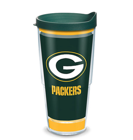 TERVIS Green Bay Packers 24oz Tervis Touchdown Wrap Tumbler