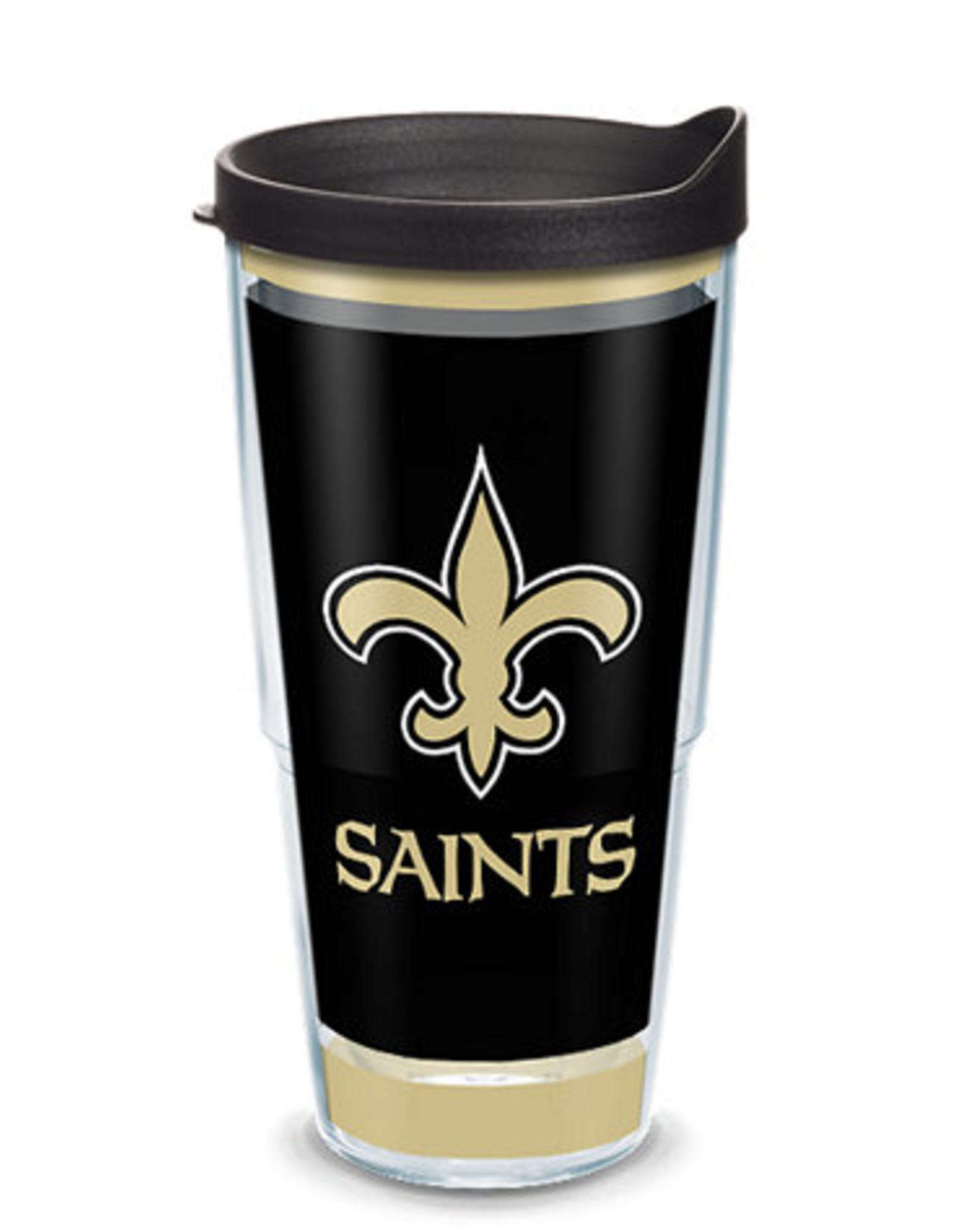 TERVIS New Orleans Saints 24oz Tervis Touchdown Wrap Tumbler