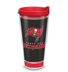 TERVIS Tampa Bay Buccaneers 24oz Tervis Touchdown Wrap Tumbler