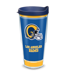 TERVIS Los Angles Rams 24oz Tervis Touchdown Wrap Tumbler